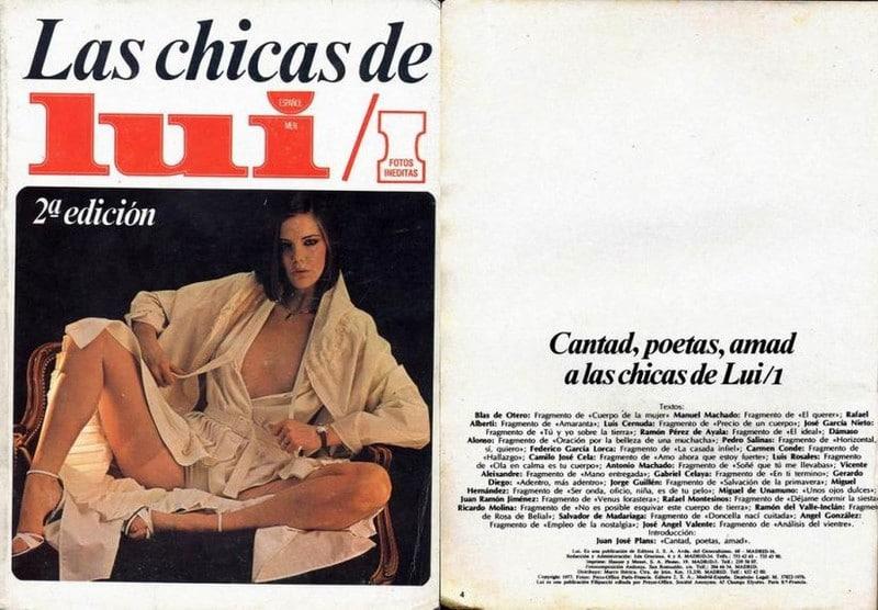 Las Chicas de Lui 1 (1976)