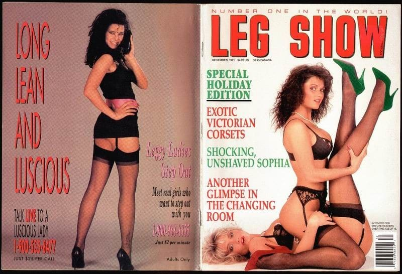 Leg Show Nr12 (1991)