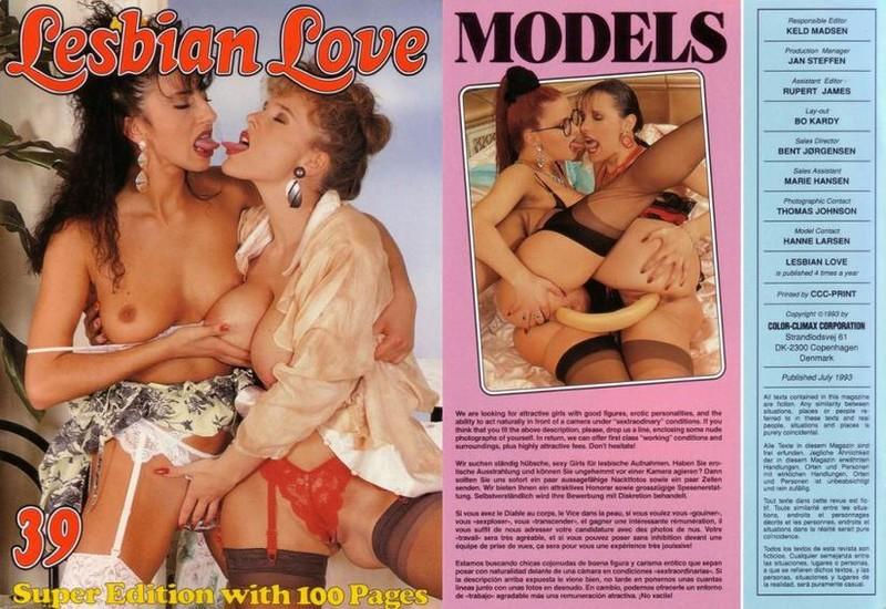 Lesbian Love #39 (1993)