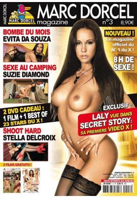 Marc Dorcel Magazine - Issue #3