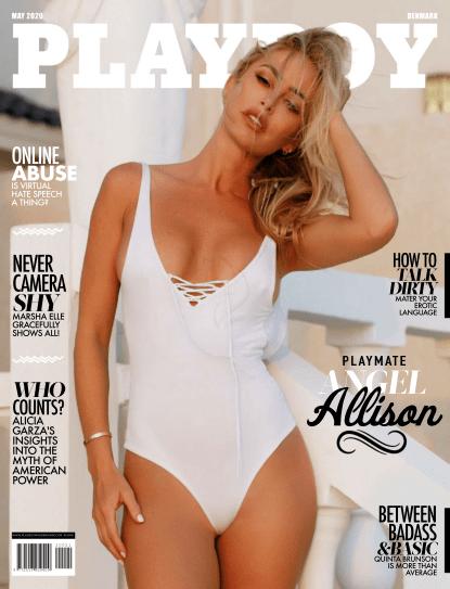 Playboy Denmark - May 2020