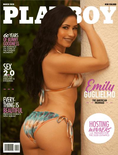 Playboy New Zealand - March 2020