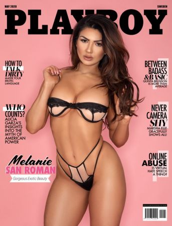 Playboy Sweden – May 2020