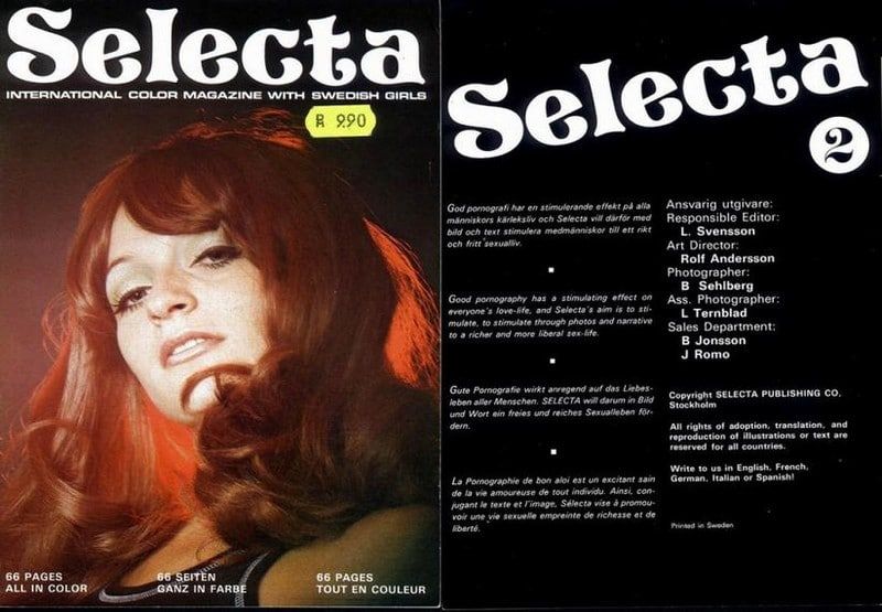 Selecta Nr2 (1980s)