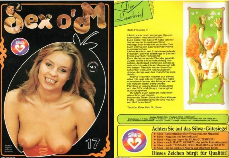Sexyo'M #17 (1980)