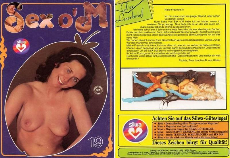 Sexyo'M #19 (1981)