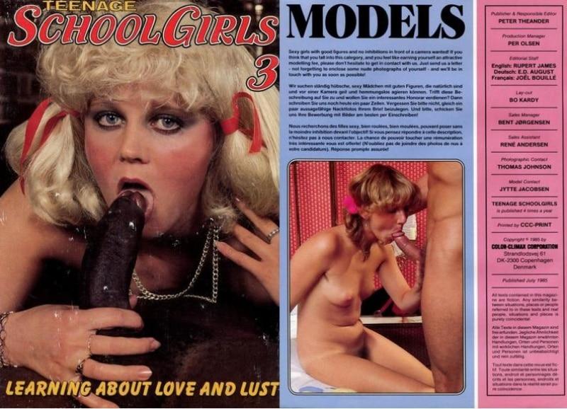 Teenage schoolgirls Nr3 (1985)