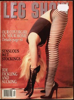 "Leg Show - October 1991 (Men's Magazine ""Sandra"" ""Susan"")"