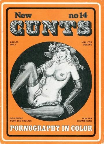 New Cunts No14 (1970s)