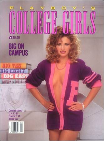 Playboy's College Girls - February 1993