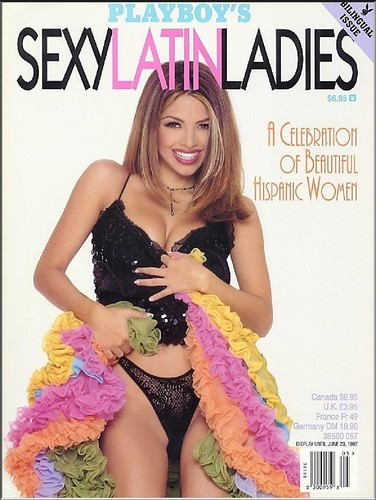Playboy's Sexy Latin Ladies 1997