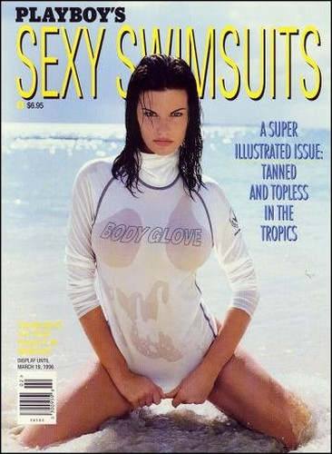 Playboy's Sexy Swimsuits 1996