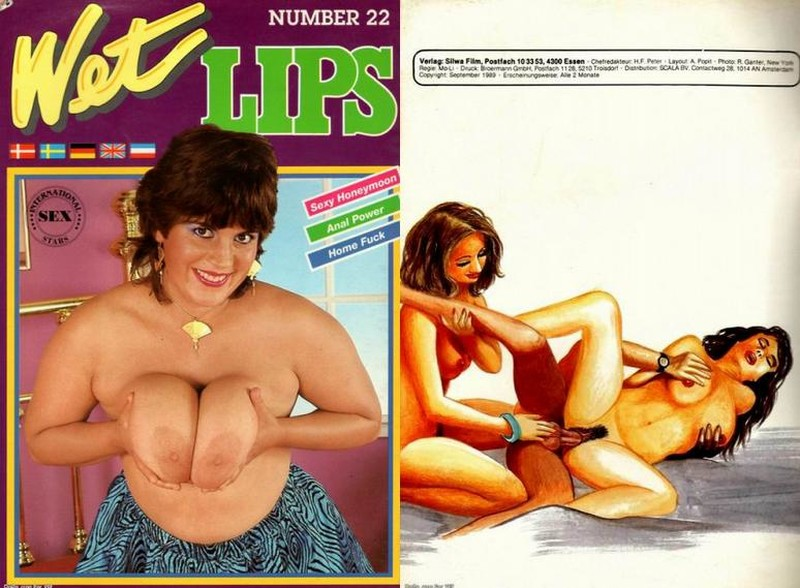 Wet Lips Nr22 (1989)