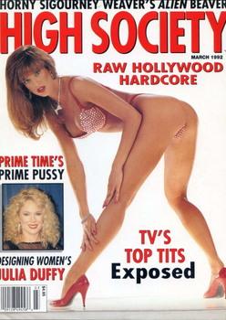 High Society - March 1992