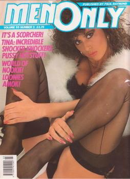 Men Only - Volume 55 Number 03 1990