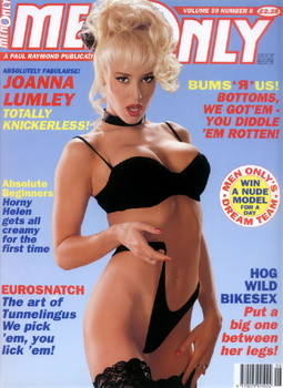 Men Only - Volume 59 Number 6 1994