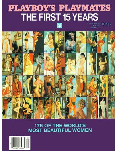 Playboy's Playmates The First 15 Years 1983