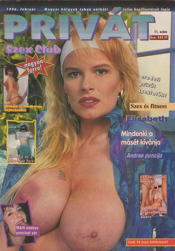 Privat Szex Club - Number 11 February 1996