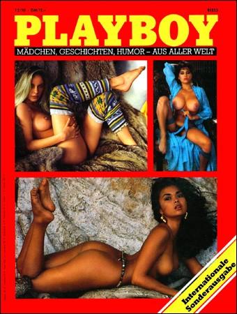 Playboy Germany Special Edition - Madchen, Geschichten, Humor 1983
