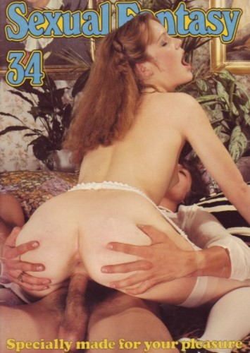 Sexual Fantasy - Number 34 March 1986