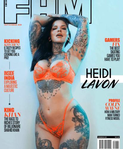 FHM Sweden - September 2020