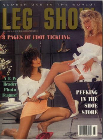 Leg Show - July 1992