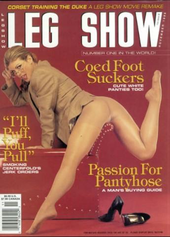 Leg Show - November 1996