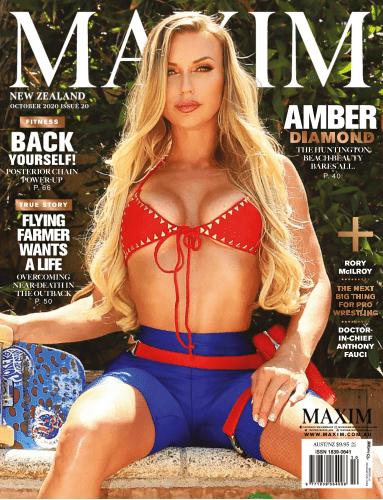 Maxim New Zealand - October 2020