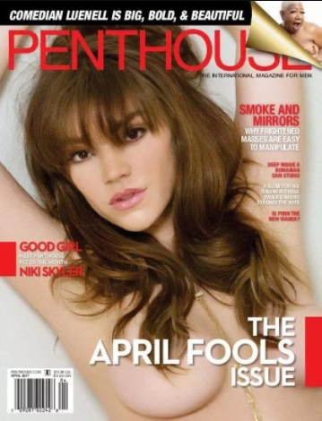 Penthouse USA - April 2017