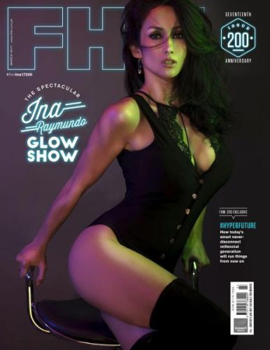 FHM Philippines - March 2017