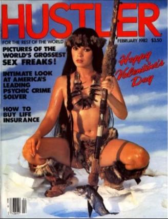 Hustler USA - February 1982