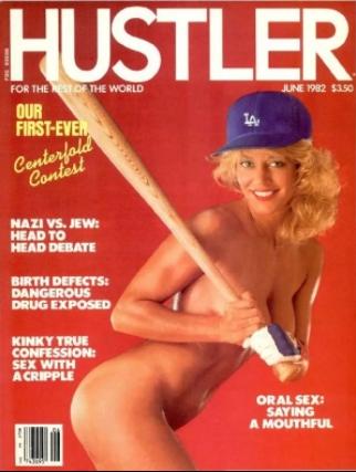 Hustler USA - June 1982