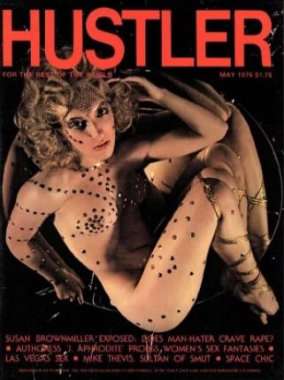Hustler USA - May 1976
