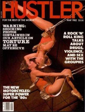 Hustler USA - May 1982