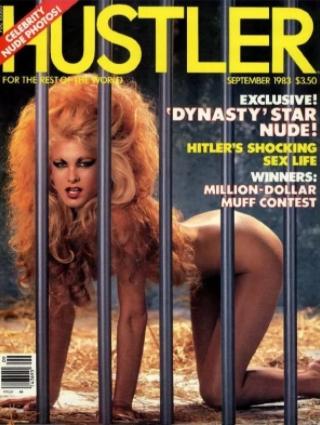 Hustler USA - September 1983