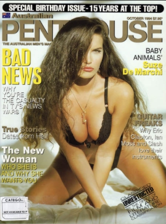 Penthouse Australia - October 1994