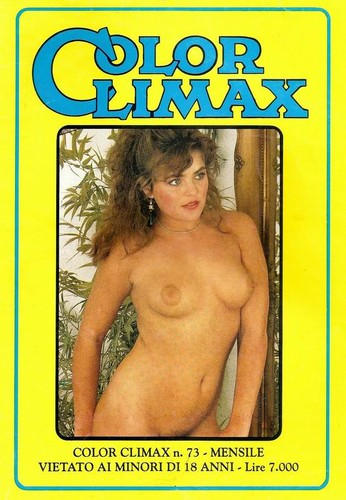 Color Climax N.73 (1980s)