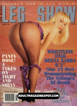 Leg Show - August 1992