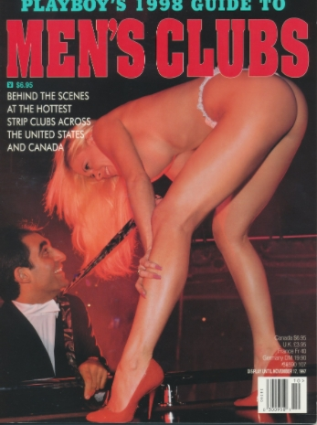 Playboy's Guide to Men's Clubs 1997