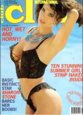 Club International (UK) - Vol 21 No 07 (1992)