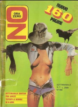 OZ (Ora Zero) - Nr 1
