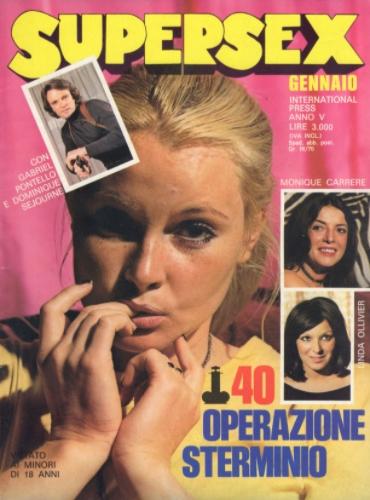 Supersex - Nr 40 January 1980