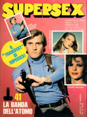 Supersex - Nr 41 February 1980