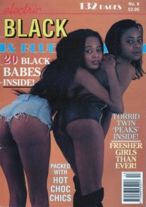 Electric Black & Blue - Vol 01 No 06 (1993)
