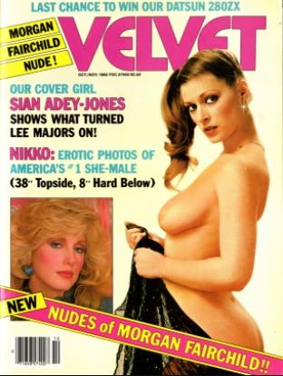 Velvet - October November 1982
