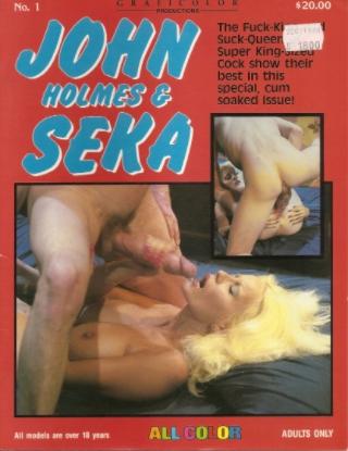 John Holmes & Seka - Number 1