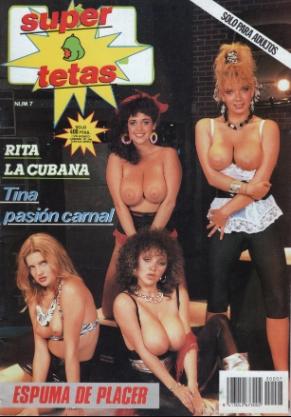 Super Tetas Magazine - No 07