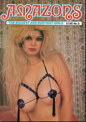 Amazons - No 05 (1983)