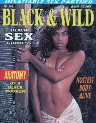 Black & Wild Magazine - Vol 01 No 01 (1993)