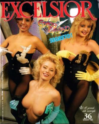 Excelsior - Nr 36 January 1989